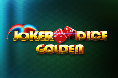 Golden Joker Dice